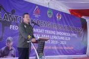 Pelantikan Pengurus FPTI Kabupaten Pali periode 2019-2023.