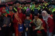 Sidang Senat Terbuka Perguruan Tinggi Rahmaniyah Sekayu