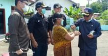 Merasa Terpanggil, Anggota Dewan Dapil 4 Turun Ke Desa Sosialisasikan Pencegahan Covid-19