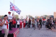 Meriahkan HUT RI 74, Pemkab Gelar Lomba Sepeda Kejuangan dan Lomba Senam Sehat