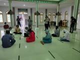 Prosesi Pernikahan FIKRI (31) Di Masjid Al Muntaha Mapolres Muba