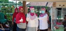 Diharapkan APD Face Shield, bisa membantu melindungi tenaga kesehatan dari penularan berbagai jenis penyakit terutama virus corona