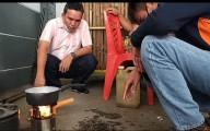 Wakil Bupati Muba Beni Hernedi SIP meninjau langsung lokasi Teknologi Mesin Pengolahan Limbah Kelapa Sawit PT Fenomerad Abadi, Sabtu (24/10/2020) di Bandung-Jawa Barat.