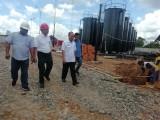 MUBA Miliki Storage Minyak Pertama di Indonesia yang dikelola oleh BUMD