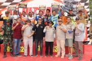 Muba Sukses Gelar Kejurda Ranggonang Off-Road Challenge, Off Roader Baturaja Berhasil Taklukan Lintasan Bumi Serasan Sekate