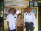 Mufid Dzakwan berhasil terpilih sebagai perwakilan Sumatera Selatan di ajang Olimpiade Sains Nasional (OSN).