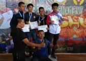 Open Turnamen Nasional Whusu, Atlet Muba Borong Enam Medali Emas