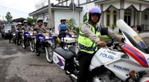 Patroli Skala Besar Polres Muba Bersama Kodim 04/01 MUBA