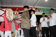 Pawai Gema Takbir Menyambut Hari Raya Idul Fitri 1440 H Di Muba Meriah
