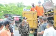 Pedagang Dilapangan Gelanggang Remaja Sekayu Ditertibkan, Marko Susanto
