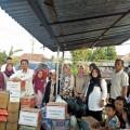 Peduli Korban Kebakaran, Komunitas Epil Solidarity Salurkan Bantuan