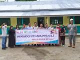 Peduli Pendidikan, PT. Pinago Rehab Gedung Madrasah
