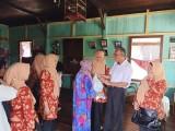 Peduli Sesama, DWP Muba Berbagi Sembako di Bulan Ramadhan