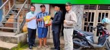 Peduli Warga Terdampak Pandemi Corona, Evra Bagi Sembako