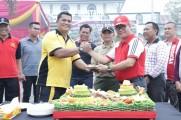 Pemkab Muba Apresiasi Sinergi TNI - Polri Sukseskan Pelaksanaan Pemilu