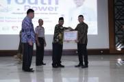 Sekda Apriyadi Buka Seminar Nasional Character Building di Kabupaten se-Sumsel