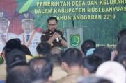 Pemkab Muba Komitmen Kawal Dana Desa dan Dana Kelurahan