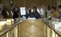 Pemkab Muba Selesaikan Batas Kecamatan Plakat Tinggi dan Sanga Desa