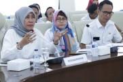 Rapat Persiapan Pelaksanaan Penertiban dan Pemindahan Pedagang Pasar Talang Jawa.