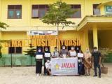 Pemuda JAMAN Sekarang Peduli Bencana Bagi Masker