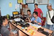 Pengedar  Sabu Kecamatan Bayung Lencir Diamankan