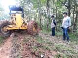 Sigap, Pemkab Muba Siapkan Pengalihan Trase Jalan Nasional di Desa Bailangu Timur
