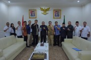 Kunjungan Pengurus wilayah forum Komunikasi Alumni ESQ Sumatera Selatan