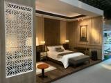 Pameran furniture untuk hotel di JCC Jakarta berkolaborasi dengan Savana Furniture.