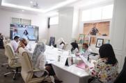 Seminar yang digelar melalui Video Conference ini di inisiasi oleh Keluarga Mahasiswa Lalan (KEMALA) Universitas Islam Negeri Raden Fatah Palembang bersama Dinas Perpustakaan dan Kearsipan Kabupaten Muba, Senin (7/9/2020).