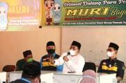 Minggu (25/4/2021) pembukaan kegiatan Muda-mudi Nyantri Bayung Lencir (MURI Baylen).