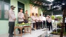 Kapolres Muba : TNI - Polri wajib menjaga keamanan dan ketertiban utamanya di Muba ini. Ini juga bentuk kekompakan kuatnya sinergitas TNI - Polri untuk menjaga keutuhan NKRI