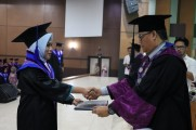 Poltek Sekayu Wisuda 72 Mahasiswa