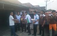 PPI Muba Peduli Salurkan Bantuan Korban Kebakaran Di Desa Epil