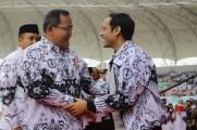 Satu-Satunya Kepala Daerah Sumsel Peraih Anugerah Dwija Praja Nugraha