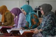 Program Khatam Al-Qur'an di Bulan Ramadhan Selesai, Thia Yufada Dodi Ajak Masyarakat Gemar Baca Al-Quran