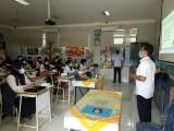 Kegiatan MGMP guru SMP