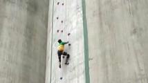 Rekor Tercepat, Atlet Panjat Tebing Muba Juara Satu Kejuaraan Wirabraja Open