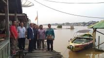 Reses Di Desa Kepayang, Dedi Zulkarnain Serap Aspirasi 3 Desa Perairan