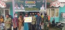 Sebabyak 197 KK Tanjung Agung Utara Hari Ini Menerima BLT Tahap III
