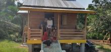 Selesai 100 Persen Sarwani dan Ali Miliki Rumah Sendiri