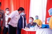 Setelah Pedagang, Pemprov Lanjutkan Vaksinasi ke Tenaga Pendidik