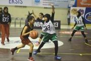 Tim basket putri SMAN 5 Sekayu catatkan prestasi di Honda DBL South Sumatera Series 2019. Yup, tim yang dihuni Siti Aminah, Della Puspita Sari, Bela Amelia, dan Dinarti menyabet gelar Champion di partai 3X3 Competition.
