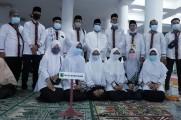 Pelaksanaan Musabaqah Tilawatil Qur'an (MTQ) Terbatas ke-XXIX Tingkat Provinsi Sumsel resmi dibuka, Sabtu (5/9/2020) malam di Masjid Agung Sultan Mahmud Badaruddin Jayo Wikramo Palembang.