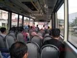 Tarizan : Terima Kasih Pak Bupati, Bus Damri Sangat Nyaman
