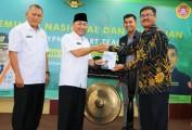 Kolaborasi Dikbud Muba bersama Karang Taruna Gelar Seminar Nasional