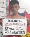 Terciduk Konsumsi Sabu, Guru PNS Di Sekolah Dasar  Simpang Bayat Diamankan Polisi