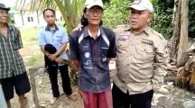 Terharu Dapat Bedah Rumah, Samsuddin Ucap Terimakasih Pada Pemkab Muba