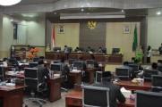 Terima Rekomendasi DPRD Terhadap LKPJ TA 2018, Eksekutif Akan Segera Tindaklanjuti