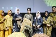 Thia Yufada Promosikan Gambo Muba di Ajang Wanita Inspiratif