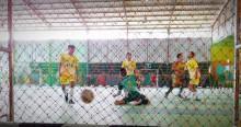 Tim Futsal Laskar Ranggonang Tekuk Tuan Rumah 9-2